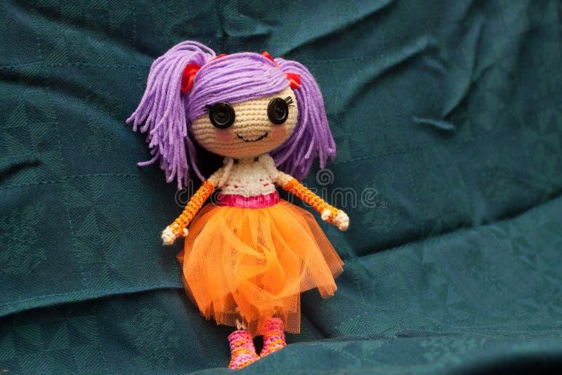 Handmade lala obrazy royalty free