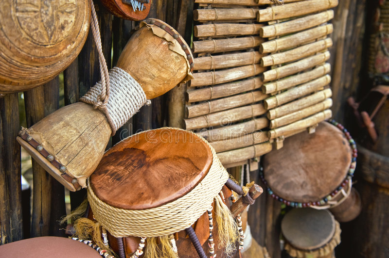 Download Handmade Musical Instruments Stock Image - Image: 4851275