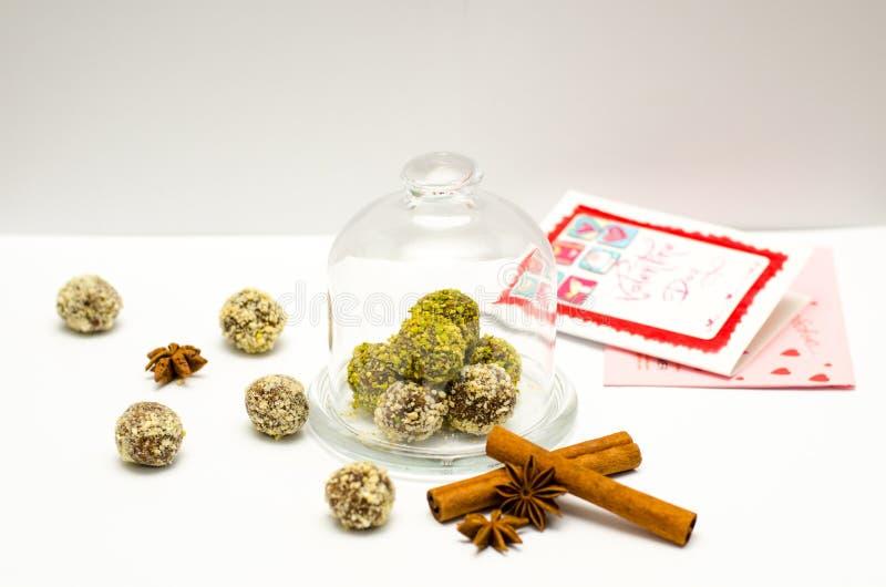 Handmade Natural sweets royalty free stock photos