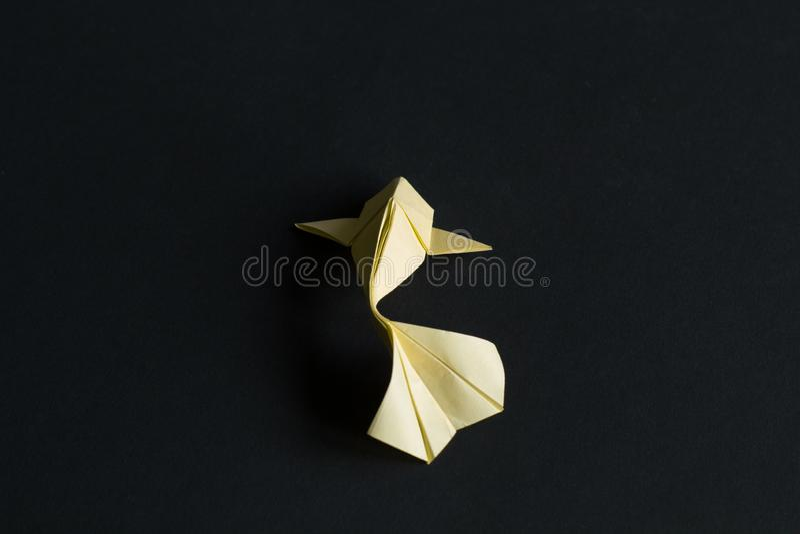 Origami Paper Fish Stock Photo  Image Of Fish  Japanese