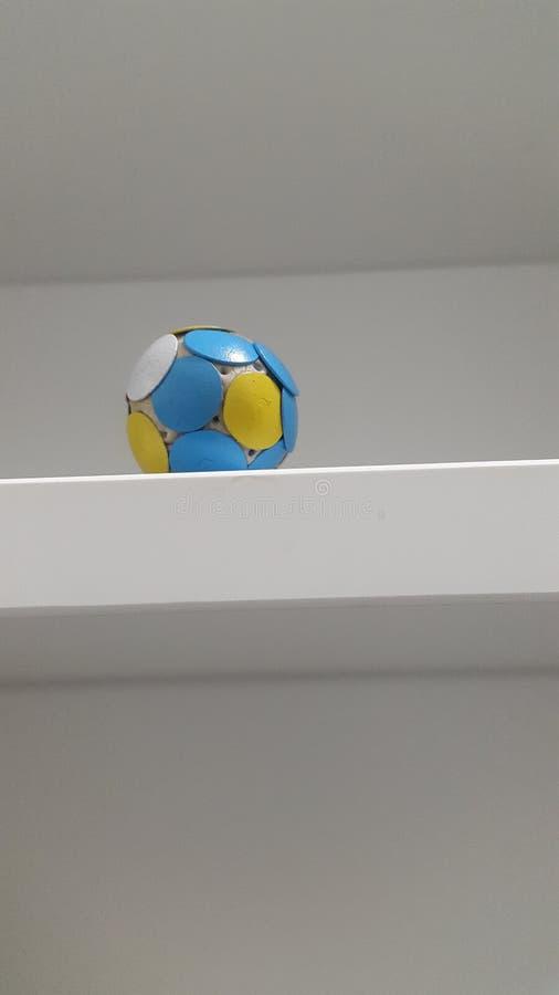 Handmade piłka szpilki zdjęcie stock