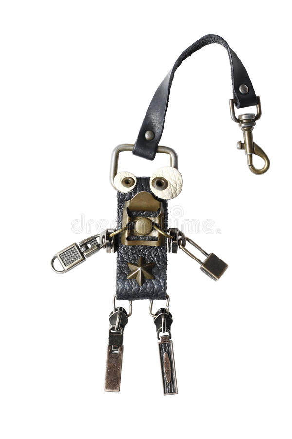 Download Handmade puppet stock image. Image of keepsake, metallic - 26090443