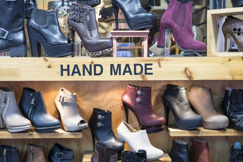 Handmade Shoe Stock Images