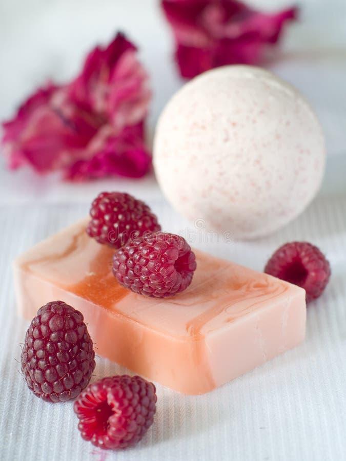 Free Handmade Soap Royalty Free Stock Photos - 15855068