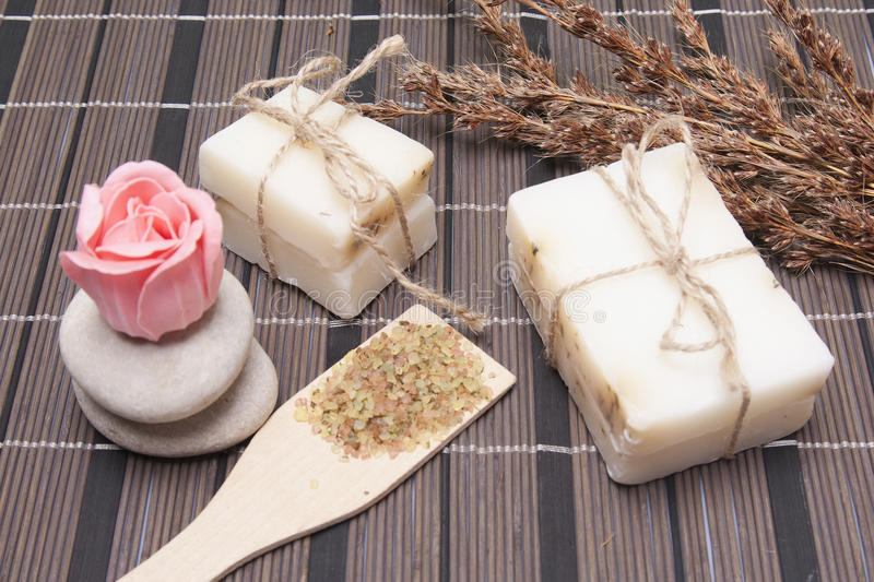 Download Handmade Soap With Natural Ingredients Royalty Free Stock Photos - Image: 23438528