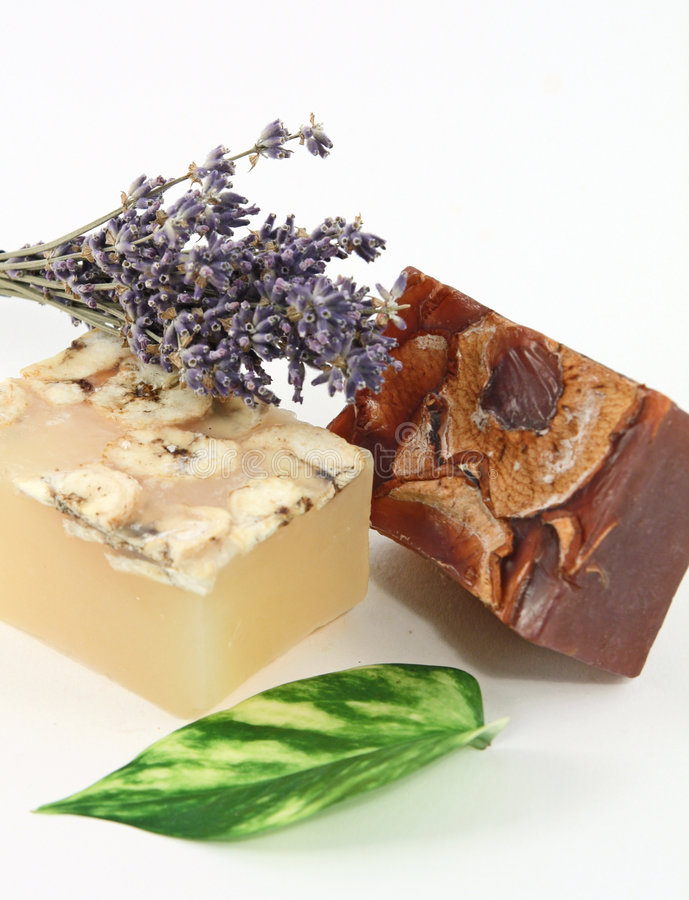 Free Handmade Soaps Royalty Free Stock Images - 6675909