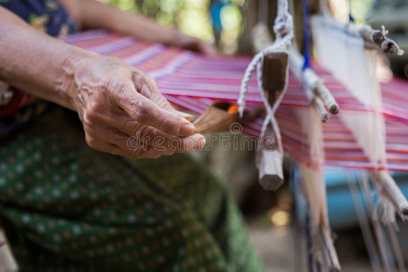Handmade weave royalty free stock image