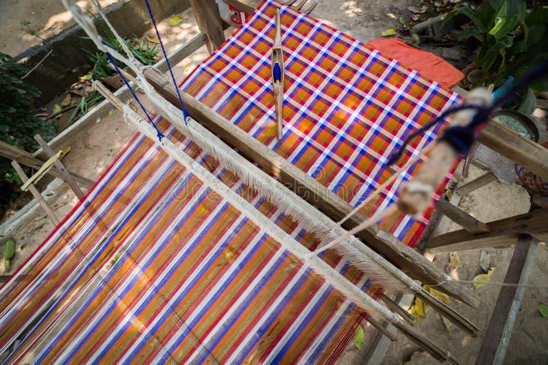 Handmade weave stock photo