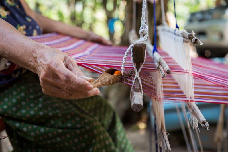 Handmade weave royalty free stock photos