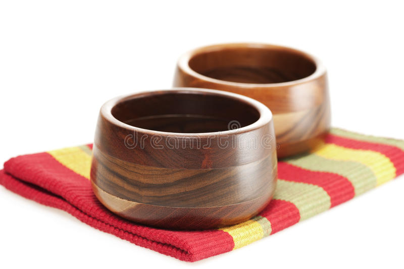 Download Handmade Wooden Bowls stock image. Image of bowls, wooden - 29698881