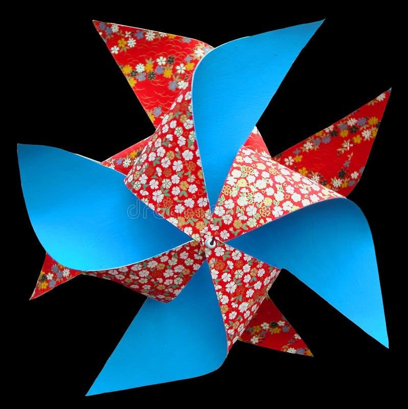 Download Handmill izolacji obraz stock. Obraz złożonej z ręka, wiatr - 42057