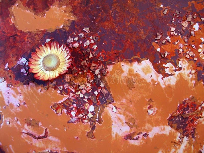 handpainted abstrakcyjna konsystencja zdjęcie stock