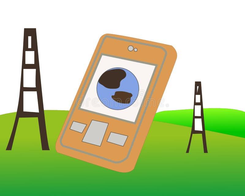 Handphone lizenzfreies stockfoto