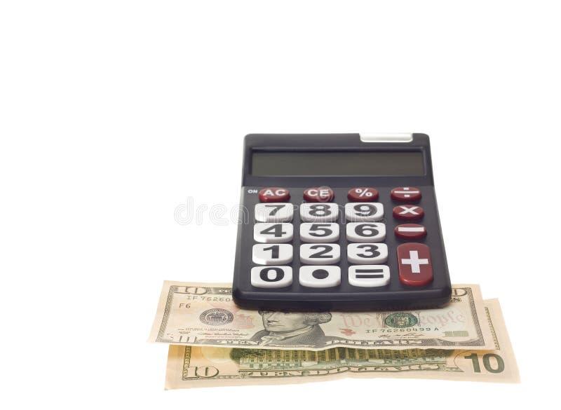 Handrechner lizenzfreies stockfoto