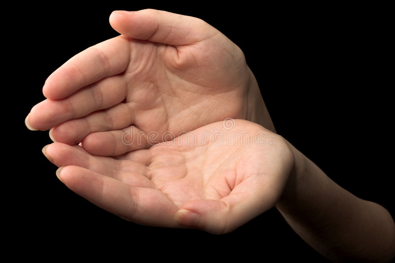 Hands #16 stock photo