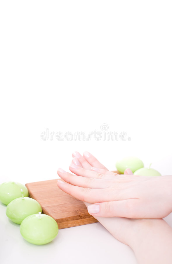 Hands stock images