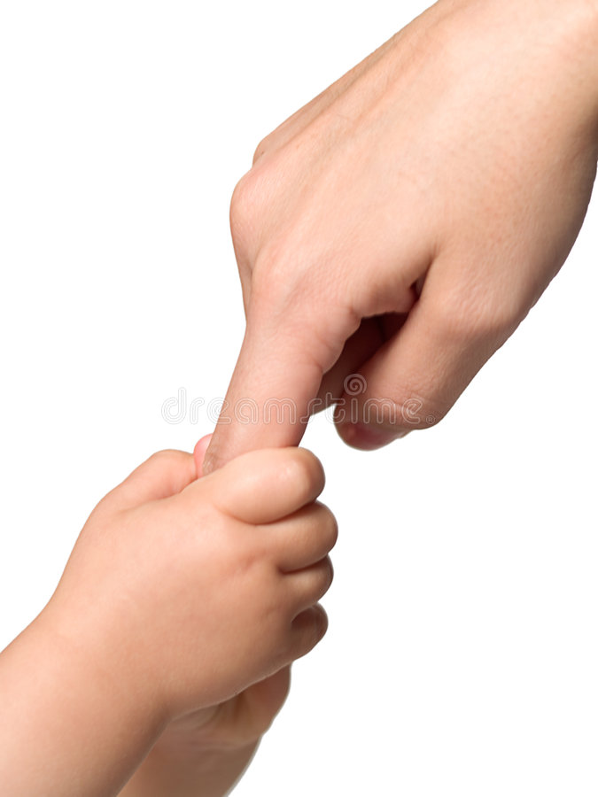 Download Hands stock photo. Image of palm, mothernity, finger, feeling - 6647574
