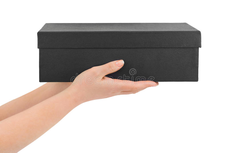 Download Hands with box stock photo. Image of mail, concept, sale - 13177670