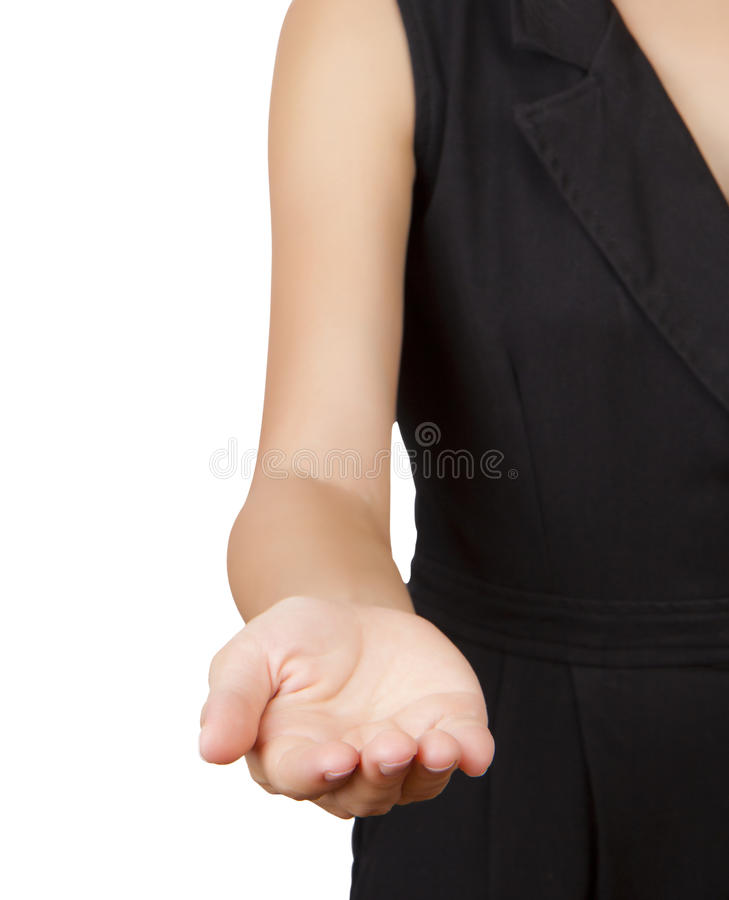 Download Hands of businesswoman stock image. Image of holding - 39511555