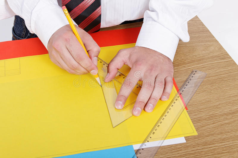 Download Hands Drawing. Royalty Free Stock Photography - Image: 20949007