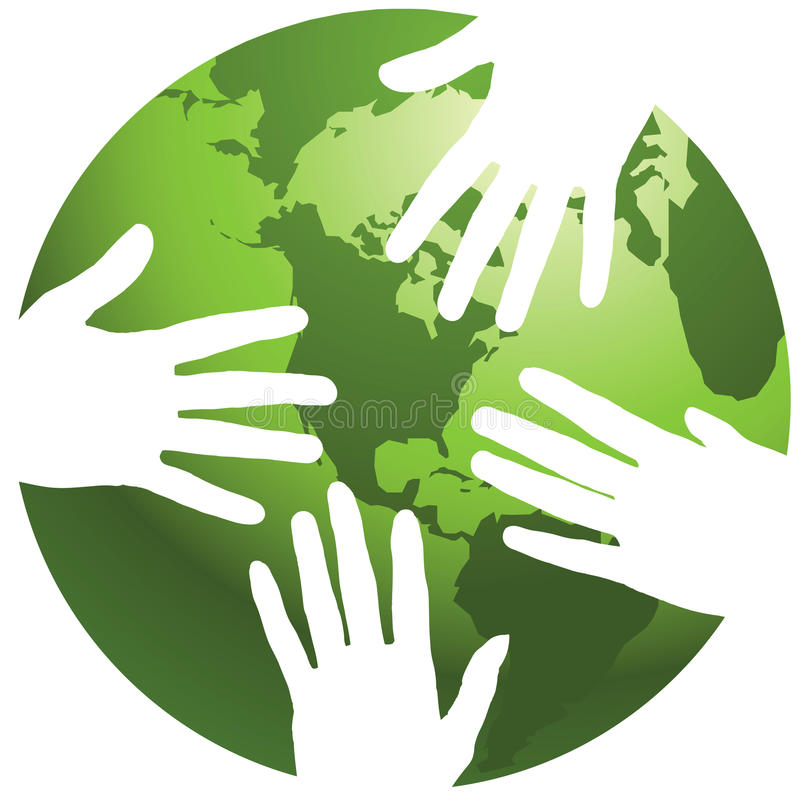 Download Hands On Earth Stock Images - Image: 9555084