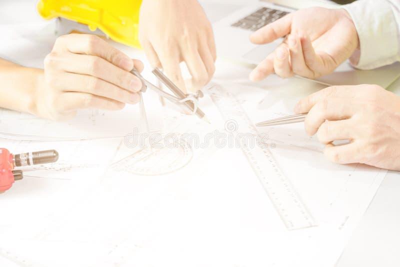 Hands of engineer working design on blueprintconstruction concept download hands of engineer working design on blueprintconstruction concept stock photo image of malvernweather Images