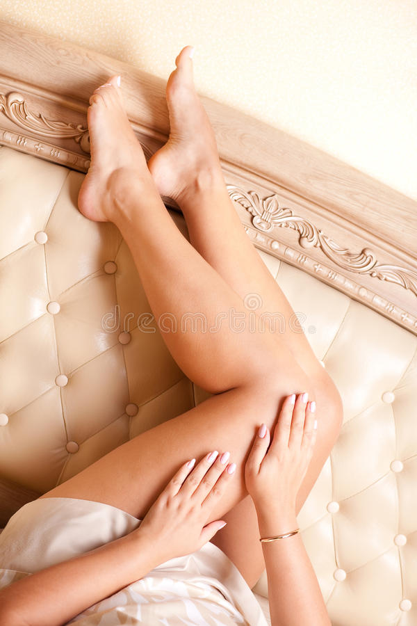 Download Hands and feet stock image. Image of elegance, foot, resting - 12227223