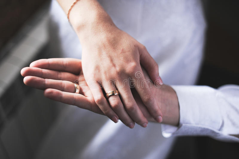 Download Hands Of The Groom And Bride Stock Photo - Image of human, dreams: 39512652