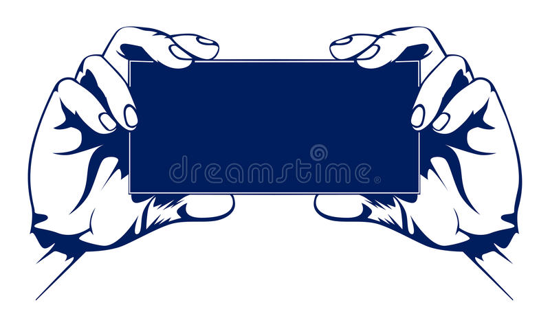 Hands Hold Sale Sign Royalty Free Stock Images