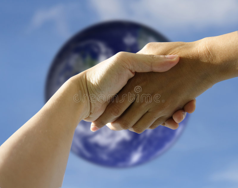 Hands holding royalty free stock images