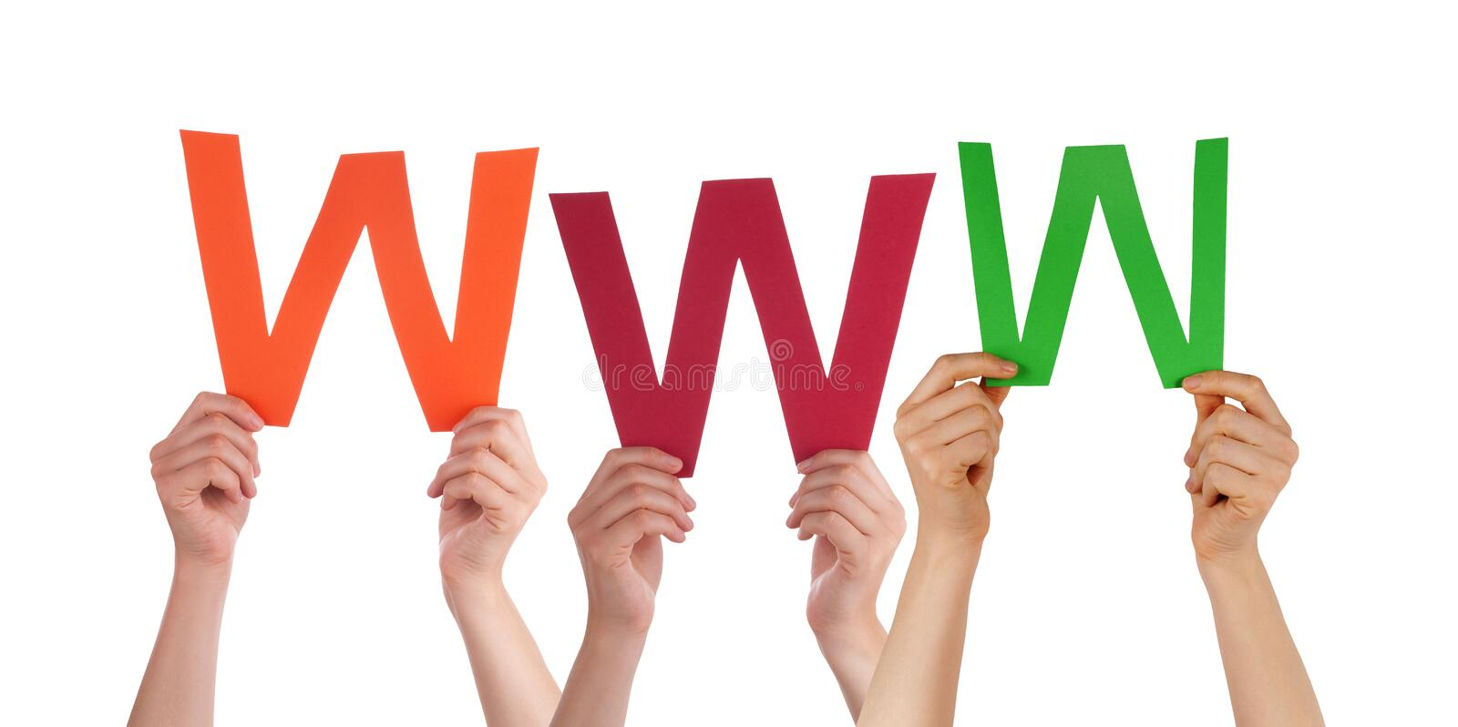 Download Hands Holding WWW stock image. Image of text, communicate - 33489619