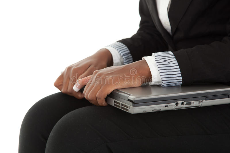 Download Hands On Laptop Stock Images - Image: 13707994