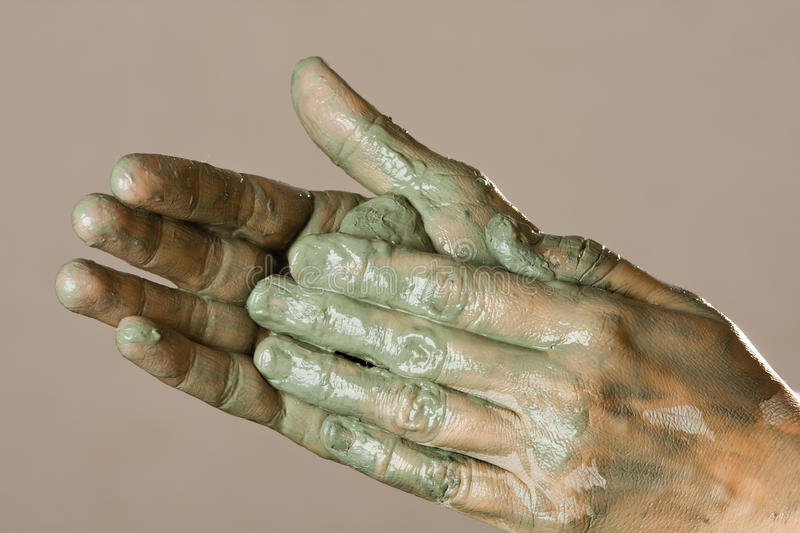 Raw Clay Hands Women Stock Images - Download 170 Royalty ...