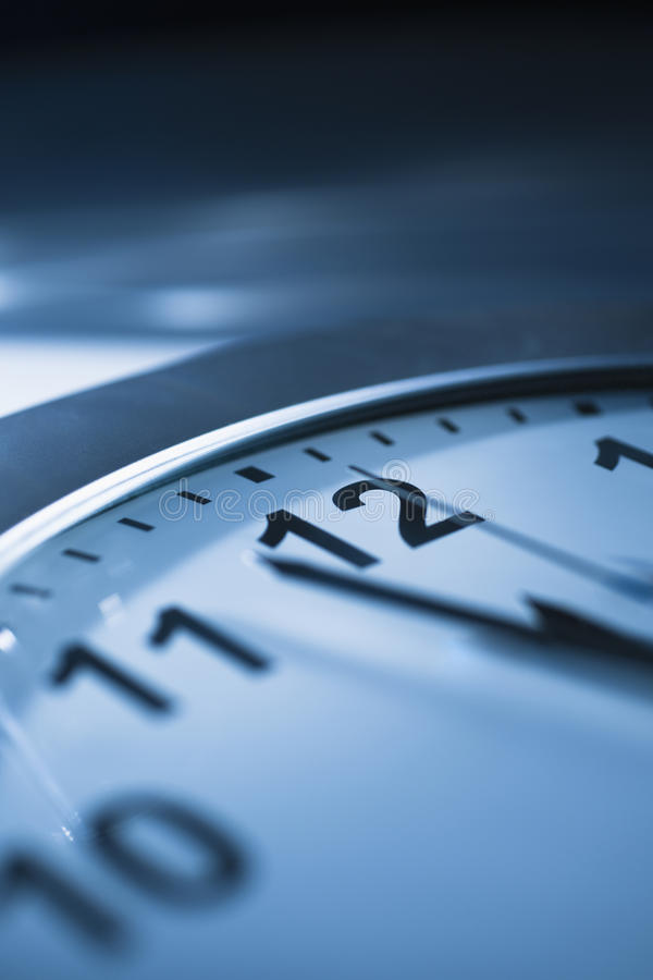 Free Hands Of Clock Stock Images - 10547094