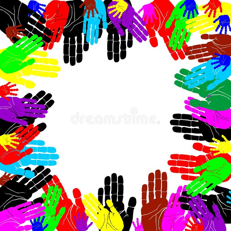 Hands Of The People Royalty Free Stock Photos
