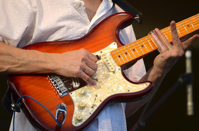 Download Hands Playing a Chord stock image. Image of country, concerts - 29132683