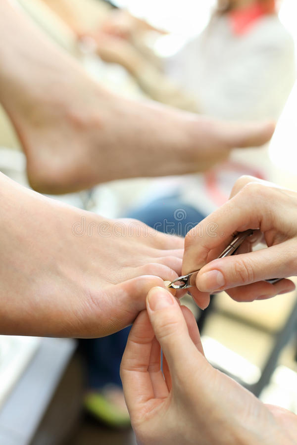Download Hands Practicing Chiropody Taking Care Of Feet Stock Image - Image: 25096371