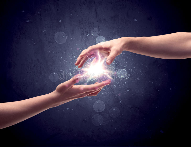Download Hands Reaching To Light A Spark Stock Illustration - Illustration of connect generations & Hands Reaching To Light A Spark Stock Illustration - Illustration of ...