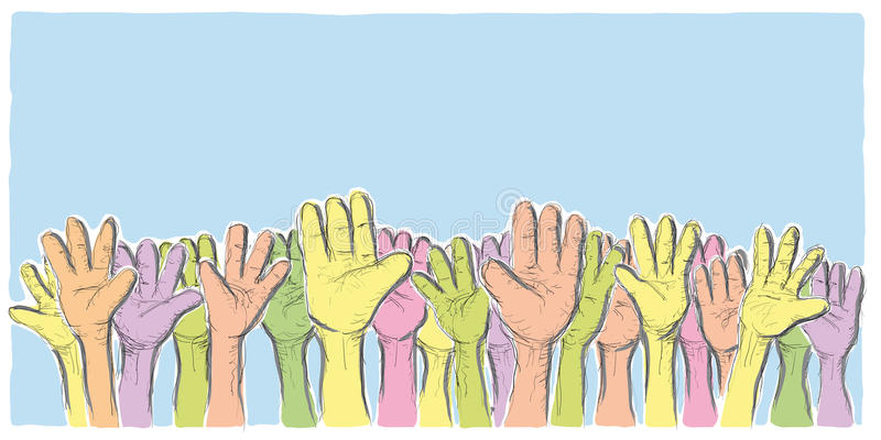 Download Hands Up Stock Images - Image: 30936074