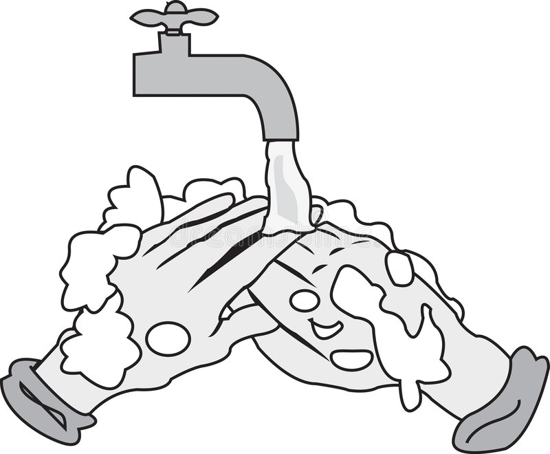 Download Hands Wash Stock Image - Image: 3442871