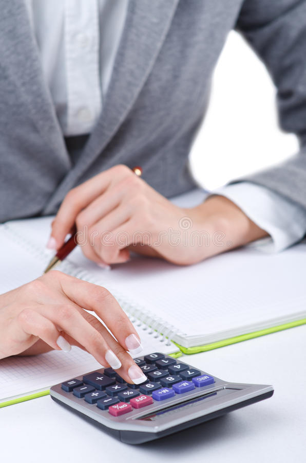Download Hands working stock photo. Image of investment, computer - 30479964