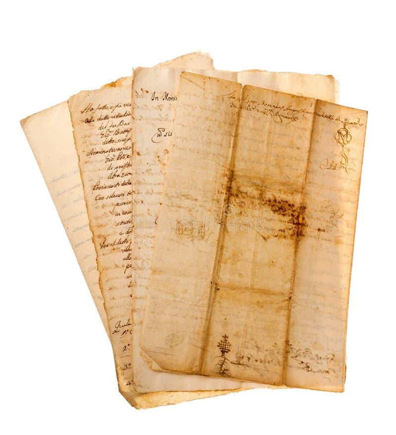 Download Handschriften stockbild. Bild von handschriften, konzept - 27728761