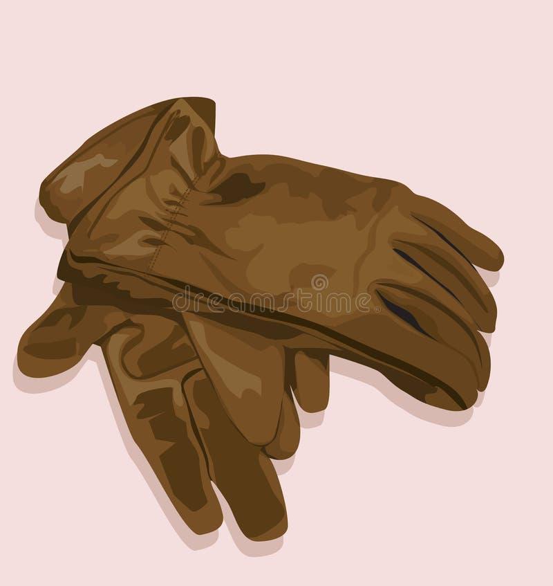 Handschuhe lizenzfreie abbildung