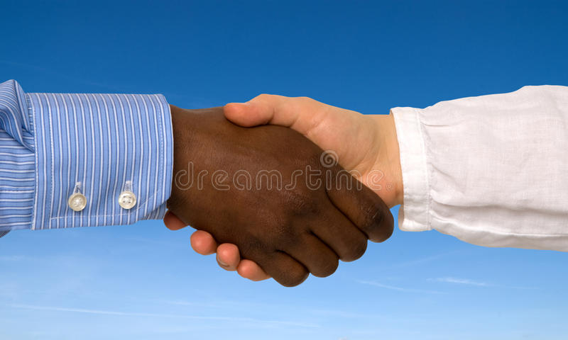 Download Handshake stock image. Image of agreement, people, greeting - 13872781