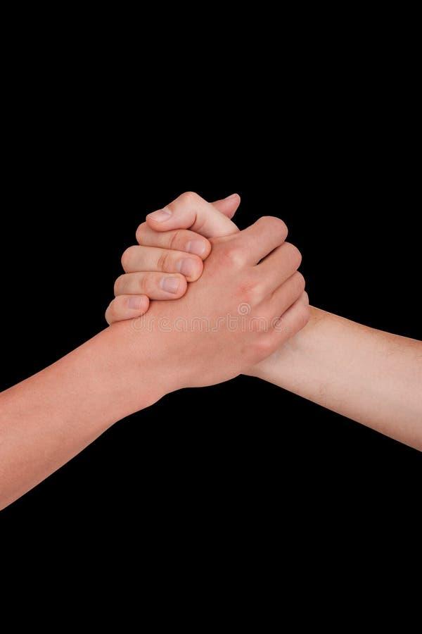 Free Handshake Royalty Free Stock Photo - 16889465