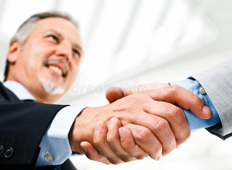 Download Handshake stock photo. Image of greeting, contract, successful - 21410166