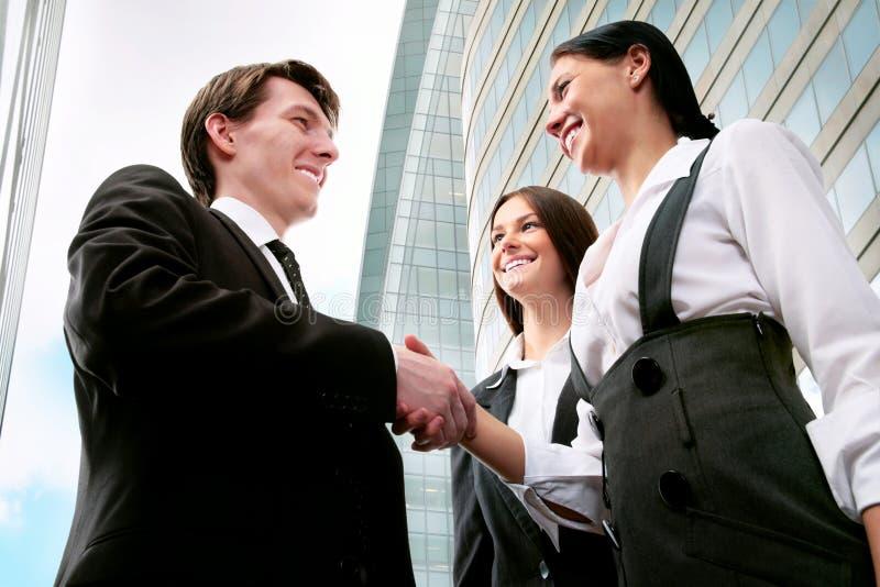 Download Handshake stock image. Image of hand, businessmen, handshake - 21706361