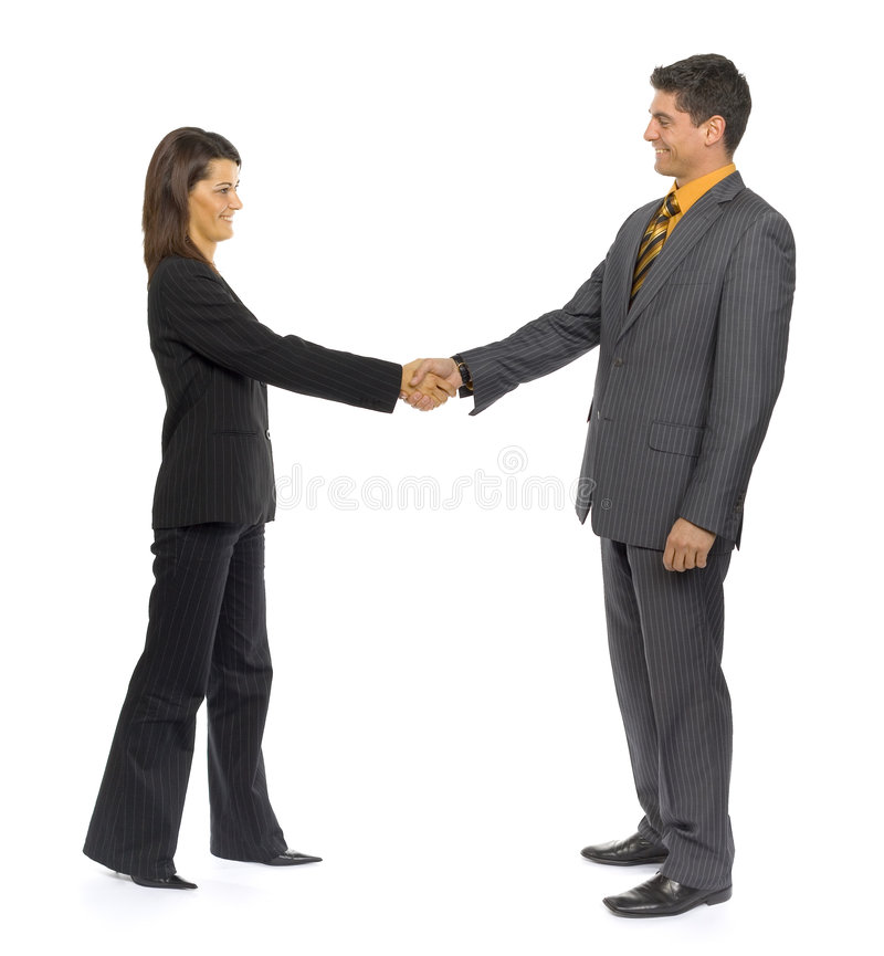 Download Handshake stock image. Image of woman, sale, business - 2218339