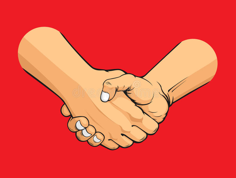 Download Handshake stock image. Image of success, employment, business - 27907551