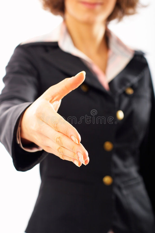 Download Handshake stock photo. Image of occupation, color, foreground - 4539674